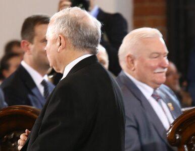 """Lech Wałęsa dla """"Die Welt"""": Kaczyński prowokuje wojnę domową"""