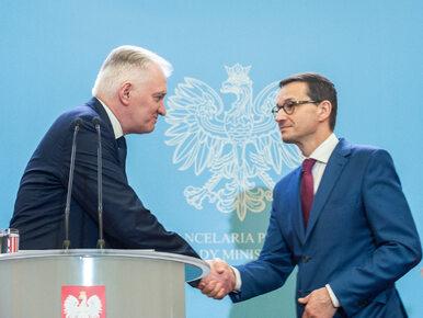 Gowin zapowiada: Morawiecki obnaży hipokryzję elit europejskich. Wkrótce...