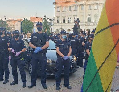 """Protest w obronie Margot. Policja użyła siły, """"brutalnie wjechała"""", są..."""