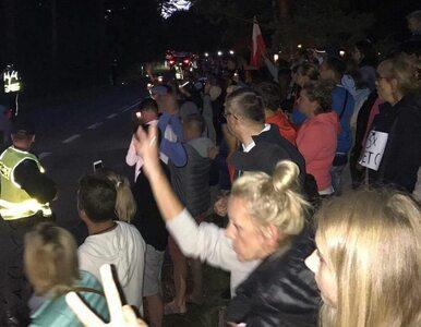 Prezydent nie ma spokoju na wakacjach. Protestujący dotarli do jego...