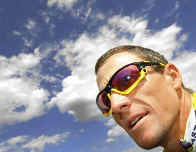 Armstrong znowu ma kłopoty. Spowodowal wypadek, uciekł i okłamał...