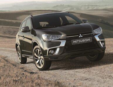 O 26% więcej Mitsubishi w Polsce w styczniu