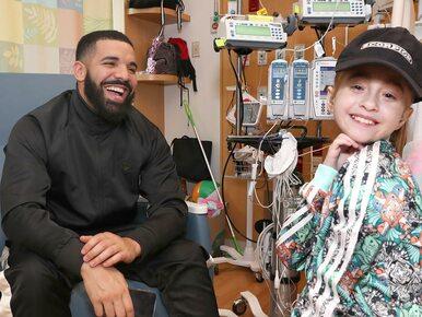 Sprawę tej 11-latki nagłośnił raper Drake. Dziewczynka jest już po...