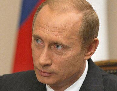Kto jest odpowiedzialny za słabego rubla? Putin szuka winnych