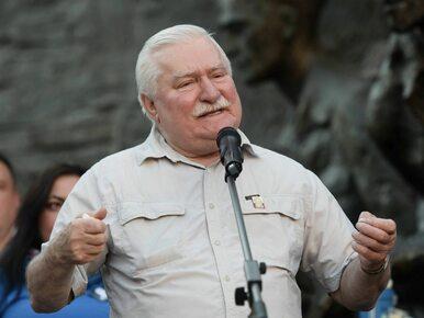 Wałęsa o 500 plus: To ochłap. Byłemu prezydentowi odpowiedziała minister...