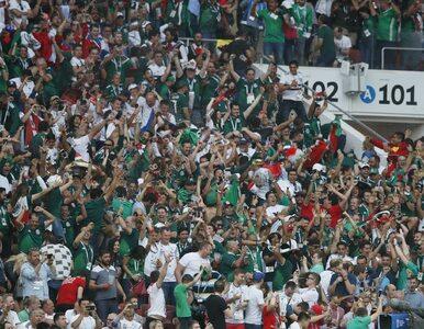 Kibice Meksyku przesadzili z dopingiem. FIFA nałożyła karę i zapowiada...