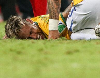 """Neymar nie zagra w półfinale. """"Nie ma szans"""""""