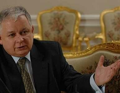 Kaczyński: Polska to nie kraj dla dzikich ludzi