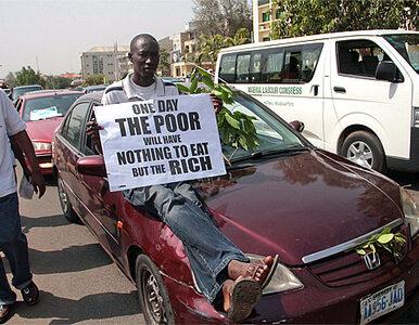 Ropa nie przestanie płynąć z Nigerii