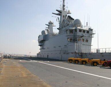 Francuskie okręty wzmocnią rosyjską marynarkę