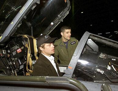 Brad Pitt kupił sobie Spitfire'a z czasów Bitwy o Anglię