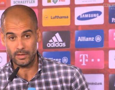 Guardiola: nie mogę doczekać się debiutu w Bundeslidze