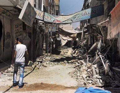 Syria: naloty sieją śmierć. 11 osób zginęło w Aleppo