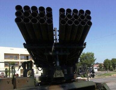 Rosjanie rozmieścili 17 wyrzutni rakiet przy granicy z Ukrainą