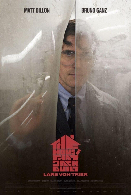 """Plakat filmu """"Dom, który zbudował Jack"""""""