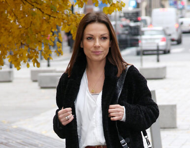 Katarzyna Glinka opublikowała ciążowe zdjęcie. Aktorka zaapelowała do...