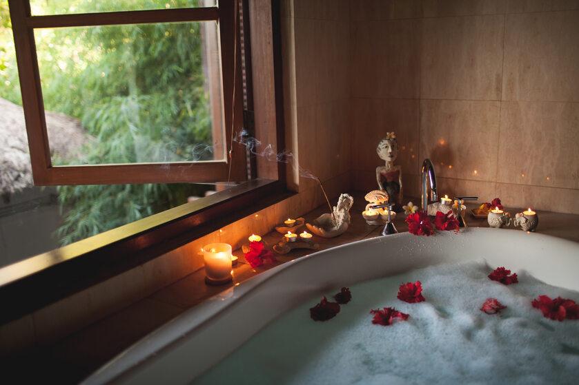 Wanna, kąpiel, zdj. ilustracyjne