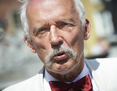 Dlaczego Janusz Korwin-Mikke nigdy nie będzie posłem
