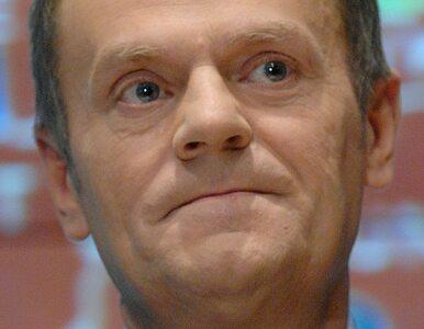 Tusk: nie mogę patrzeć się na twarze tych polityków