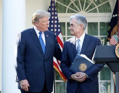 """Jerome Powell szefem Fed. """"Washington Post"""" pisze, że Yellen była za..."""