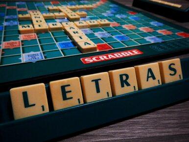 Nowość dla fanów gry w Scrabble. Dozwolone będzie słowo określające...