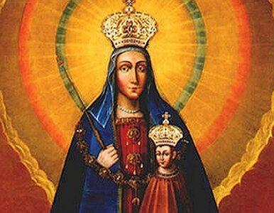 """Matka Boża Kodeńska ma """"tęczową"""" aureolę? Duchowni odnieśli się do listu..."""