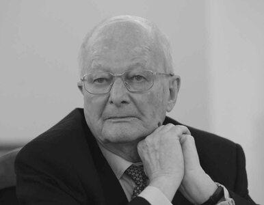 Zmarł twórca samorządu terytorialnego, prof. Regulski