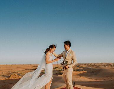 Co to był za ślub! W Walentynki przedstawiamy najciekawsze sesje nowożeńców