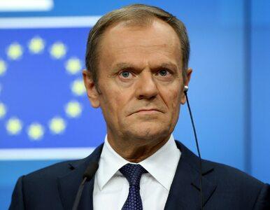 Tusk dał wykład o polskiej i europejskiej polityce. Nawiązał do bitwy o...