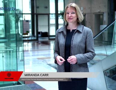 Haitong Securities (UK) Limited, Miranda Carr