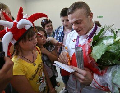 Polski mistrz olimpijski wrócił do rodzinnego miasta. Sikorski podarował...