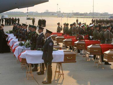 Kolejne ekshumacje ofiar katastrofy smoleńskiej. Do tej pory ponownie...