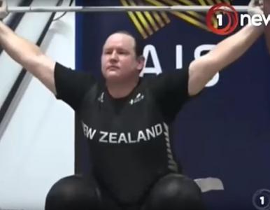 Transseksualistka wystąpiła na Igrzyskach. Podczas zawodów złamała rękę