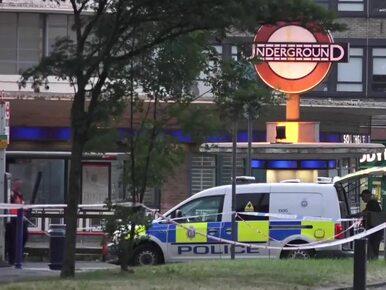 Wybuch na stacji metra w Londynie. Kilka osób jest lekko rannych