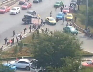 Lider opozycji zastrzelony. Nagranie zamachu w sieci