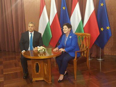 Orban po spotkaniu z premier Szydło: Nie ma miejsca dla inkwizycji...