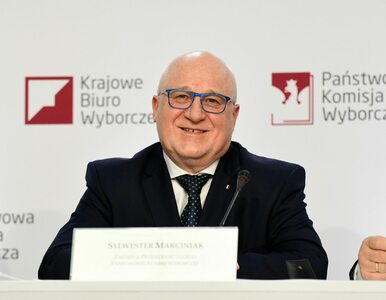 Konferencja PKW: Nie będzie cząstkowych wyników wyborów prezydenckich