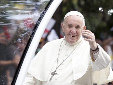 Niebezpieczny incydent podczas pielgrzymki papieża. Franciszek został...