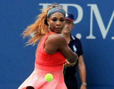 US Open: Serena Williams w 1/4 finału nie oddała nawet gema