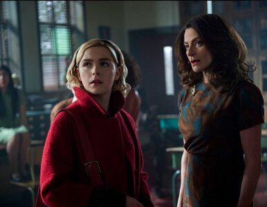 Czarująca Sabrina powróci na ekrany. Netflix pokazał zwiastun drugiego...