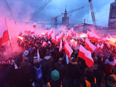 Awantura o hasła na Marszu Niepodległości. Politycy podzieleni