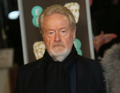 Wyciekły zdjęcia zza kulis nowego filmu Ridleya Scotta. Driver i Affleck...