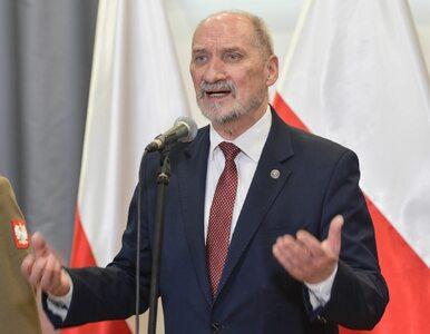 Macierewicz: Rosjanie robią wszystko, żeby Polska Patriotów nie miała
