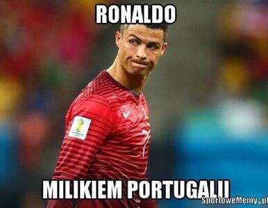 Messi i Ronaldo pożegnali się z mundialem. Internauci są bezlitośni