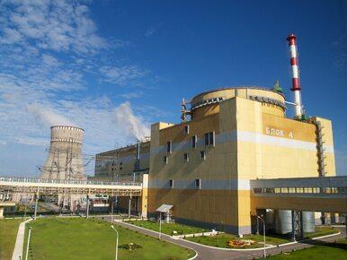 Pożar w elektrowni jądrowej na Ukrainie. Polska PAA wydała komunikat