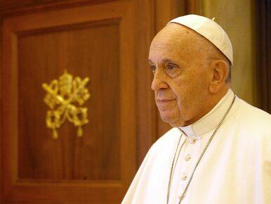 """Papież bezwzględny dla księży pedofilów. """"Kościół uczyni wszystko, by..."""