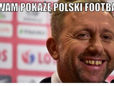 """Jerzy Brzęczek wciąż bez wygranej, Lewandowski z """"pudłem"""" roku. Memy..."""
