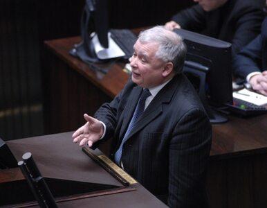 Kaczyński: PiS reprezentuje większość Polaków