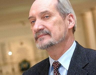 Macierewicz: Cieszewski nie był TW. W IPN nie ma jego teczki