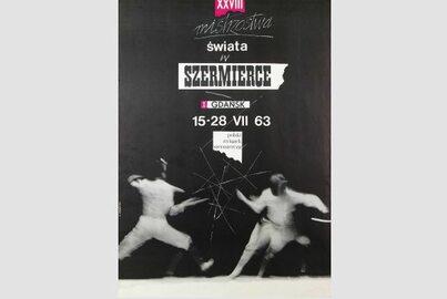 Plakat na sportowo